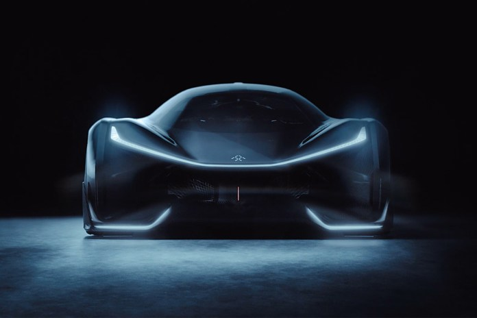 Faraday Future Unveils Its 1,000 HP Electric Concept