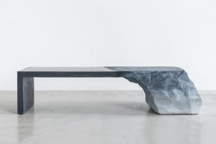 "This ""Drift Bench"" Is More a Work of Art Than a Seating Option"