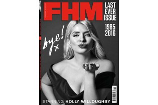 'FHM' Calls It Quits With One Final Issue