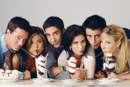Flashback to the '90s With a 'Friends' Reunion