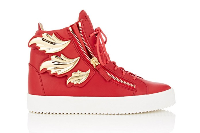 Giuseppe Zanotti's Latest Sneaker Pays Tribute to Kanye's 'Cruel Summer'