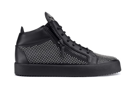 "Giuseppe Zanotti Men's 2016 Fall/Winter ""Lights On"" Collection"