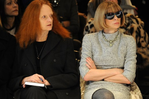 'Vogue' Creative Director Grace Coddington to Step Down