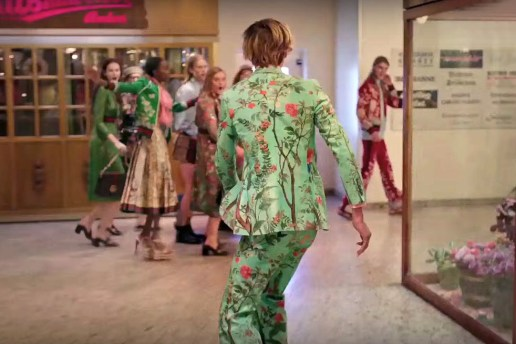 Gucci Brings Us to 1970s Berlin With Its 2016 Spring/Summer Campaign Video