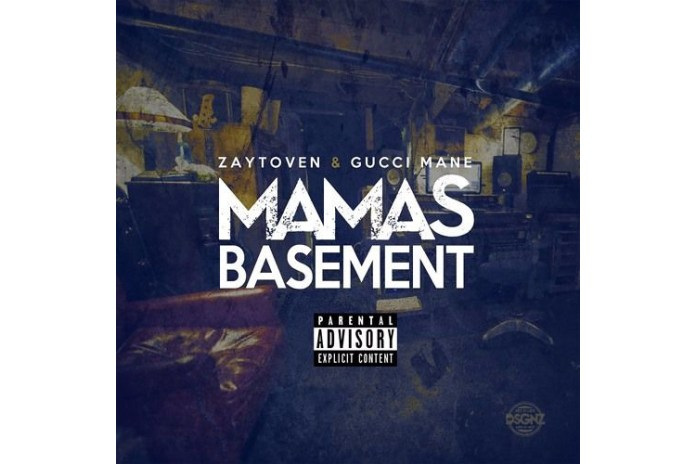 Gucci Mane Releases 'Mama's Basement' Mixtape Produced by Zaytoven