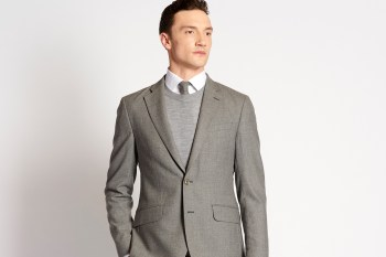Hardy Amies 2016 Fall/Winter Collection Pays Homage to British Tailoring Traditions