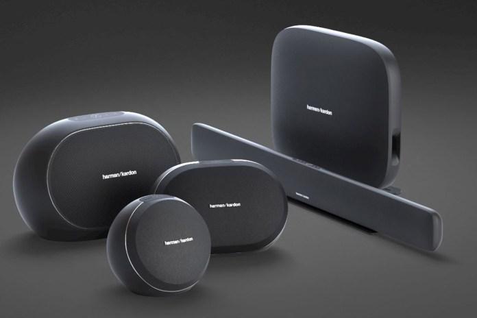 Harman Kardon's New Omni+ Collection Provides a Multi-Room Audio Experience