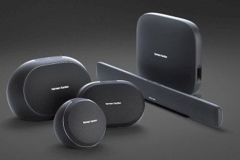 Harman Kardon's New Omni+ Collection Provides a Multi-Room Audio Experience