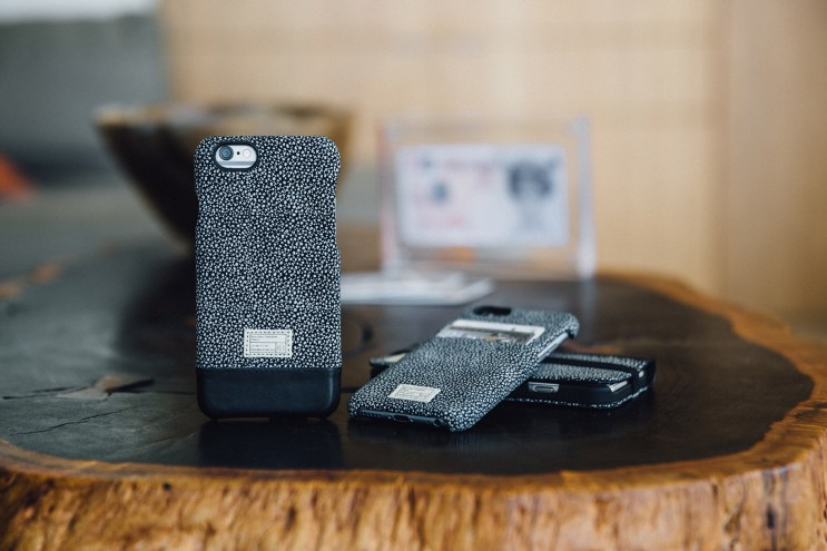HEX Launches Show-Stopping Stingray Leather iPhone Cases