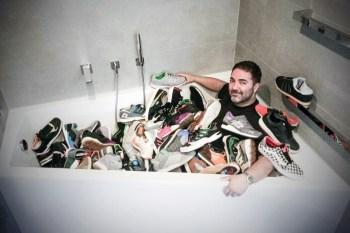 Hikmet Sugoer's Top 21 Sneaker Collabs by Solebox