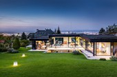 Hillside Home in Bulgaria Is Backyard-Centric