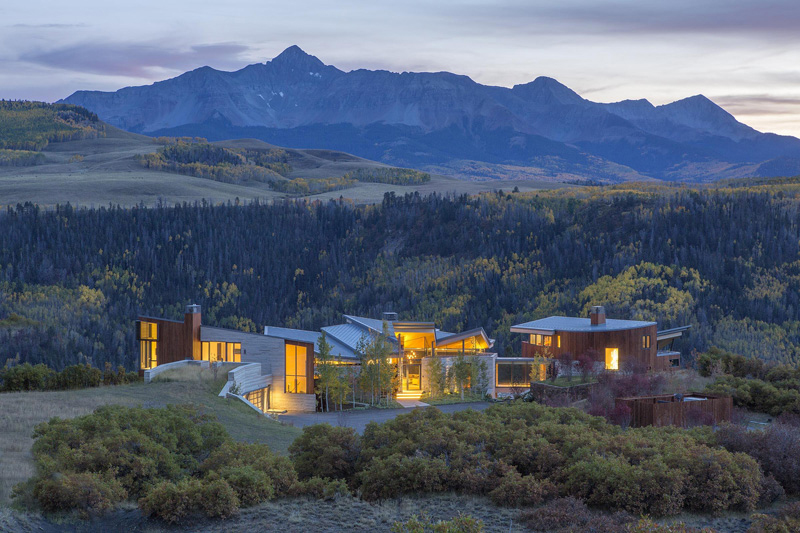 Home mountains telluride colorado hypebeast for Colorado dream home