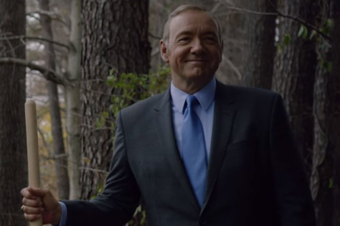 Frank Underwood Breaks New Ground for 'House of Cards' Season 4