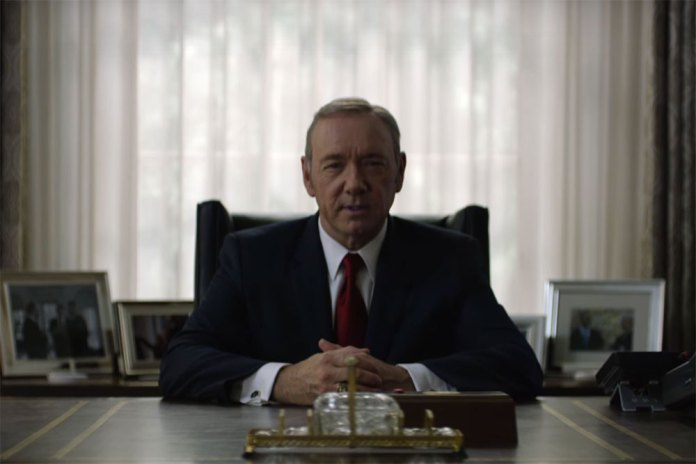 Frank Underwood Campaigns in the Latest Teaser for 'House of Cards' Season 4