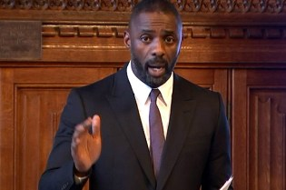Idris Elba Speaks out on Lack of Diversity in TV and Movies
