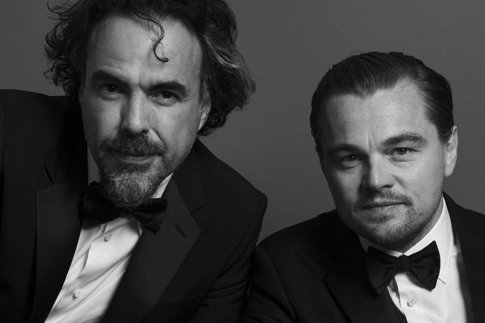 Inez and Vinoodh's Dramatic Photographs of Golden Globe Attendees