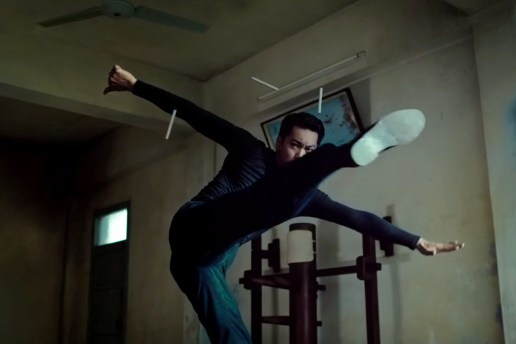 The New 'Ip Man 3' Official Trailer Shows a Young Bruce Lee