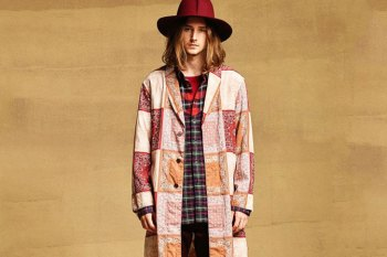 Japanese Fashion Continues Its Fascination With Classic Americana in Iroquois' New Spring/Summer Collection