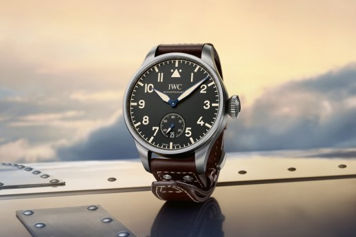 IWC Big Pilot's Heritage 55 And 48 Limited Editions