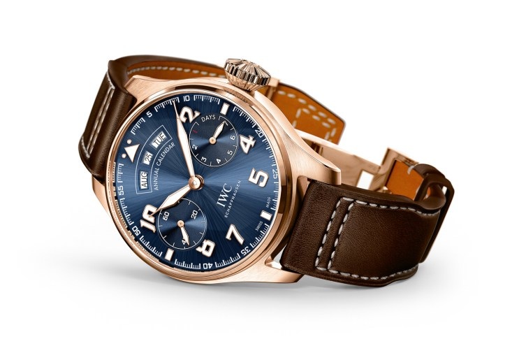 "IWC Schaffhausen Big Pilot's Watch Annual Calendar Edition ""Le Petit Prince"""