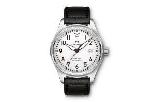 IWC Schaffhausen Introduces New Mark XVIII Pilot's Watch