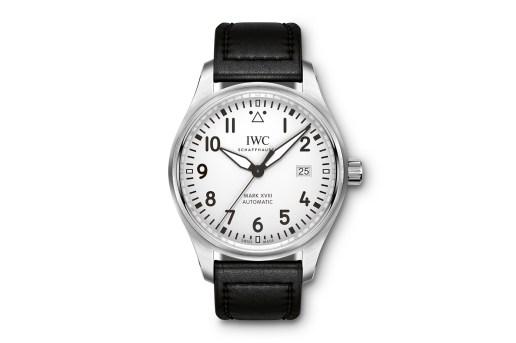 IWC Schaffhausen Introduces New Mark XVIII Pilot's Watch