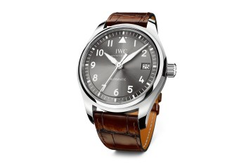 IWC Schaffhausen Brings Back the 36mm Pilot's Watch