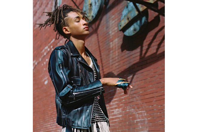 Jaden Smith to Star in New Louis Vuitton Womenswear Campaign