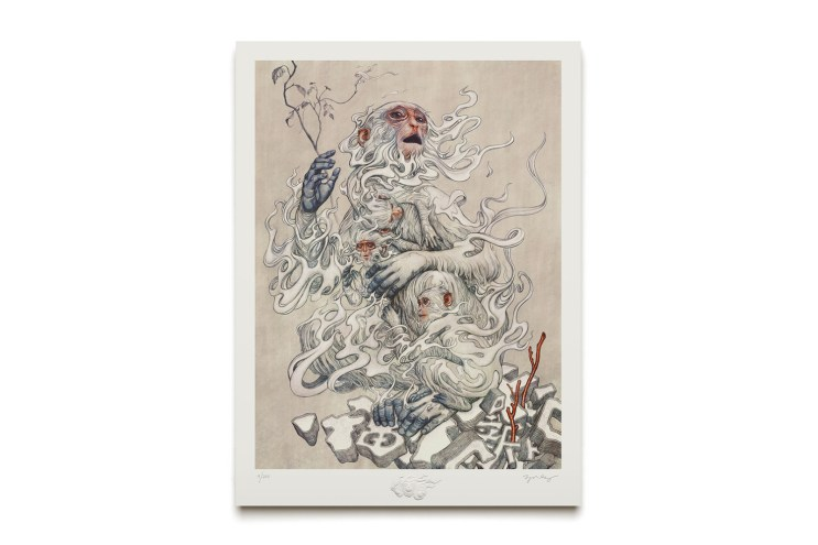 James Jean Celebrates the Year of the Monkey With New Print