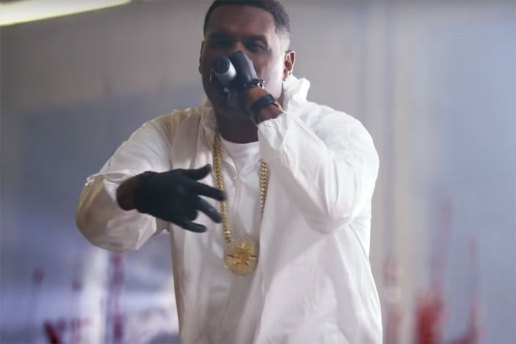 "Jay Electronica Makes Music and Art Collide in ""Music in Motion"""
