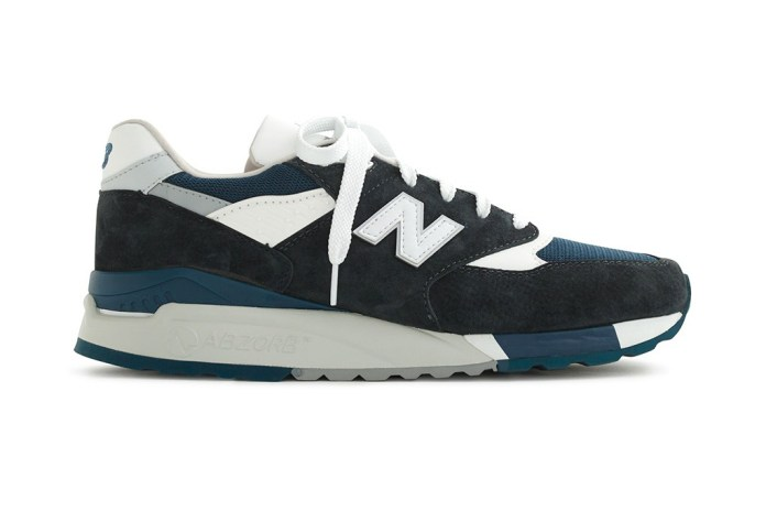 J.Crew Drops Three Exclusive New Balance Kicks