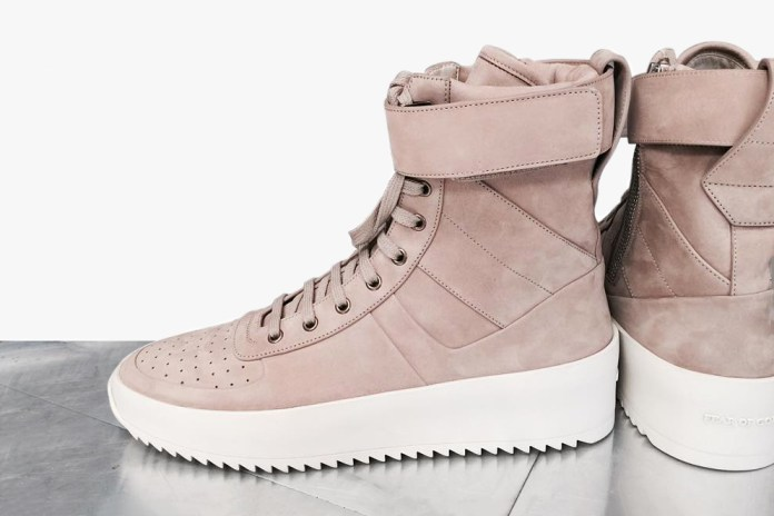 Jerry Lorenzo Previews His Upcoming Fear of God Shoe Line