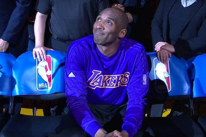 From One Great to Another: Jerry West Pays Tribute to Kobe Bryant