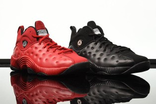 Jordan Brand's Jumpman Team 2 Gets an All-Black and Red Re-Release
