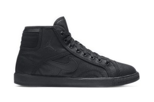 "Jordan Brand Sky High ""Triple Black"""