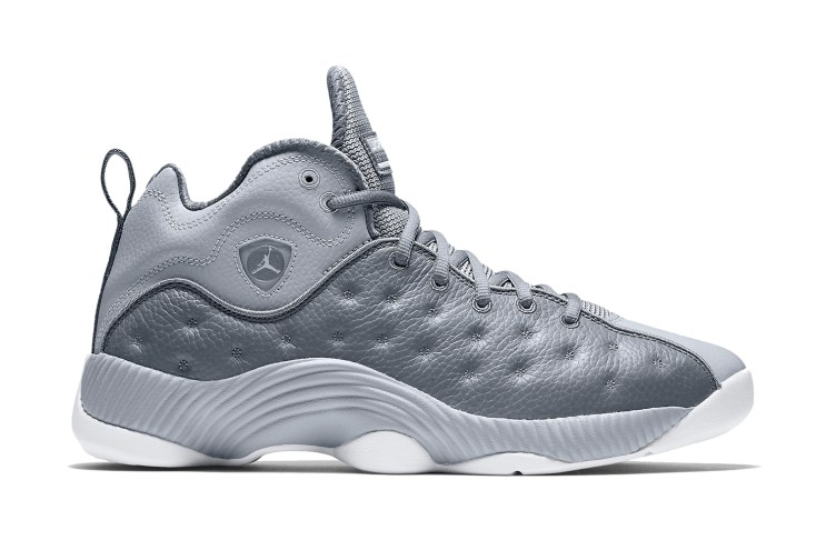 "Jordan Brand's ""Cool Grey"" Look Comes to the Jumpman Team II"