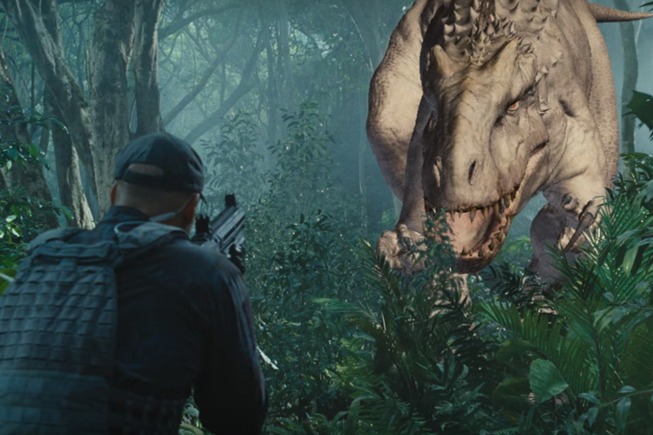 Here's How the Visual Effects in Jurassic World Were Made