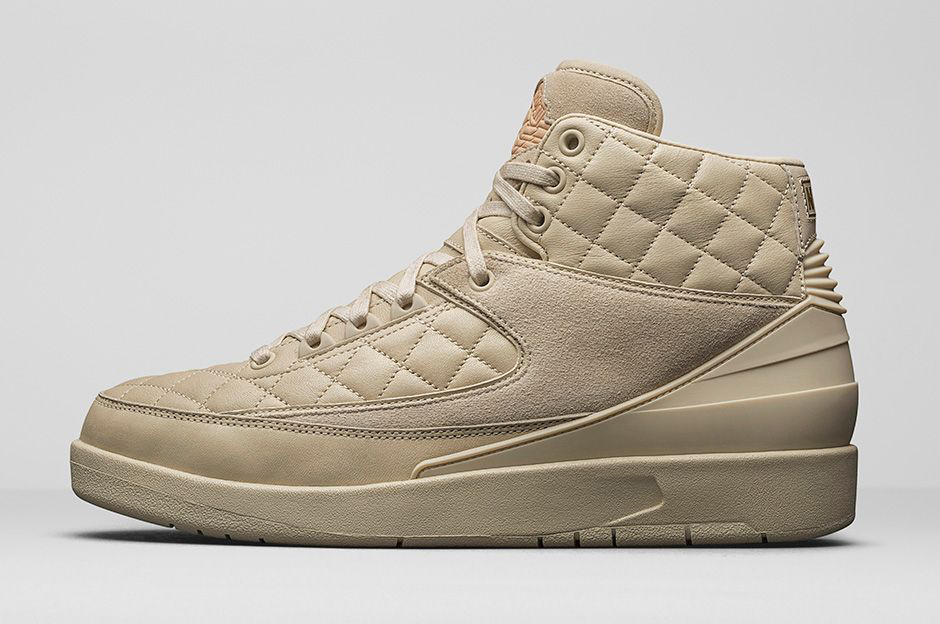 """First Official Look at the Just Don x Air Jordan 2 Retro """"Cream"""" Release"""