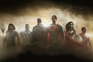 A First Look at the 'Justice League' Movie