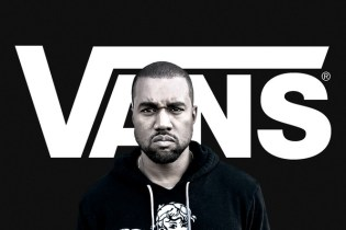 Is Kanye West Signing With Vans?