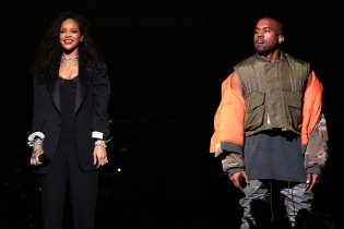 Kanye West No Longer Serving as Executive Producer for Rihanna's 'Anti'