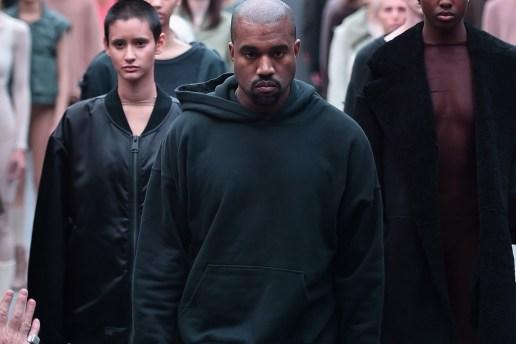 Kanye West Will Unveil Yeezy Season 3 at New York Fashion Week Next Month