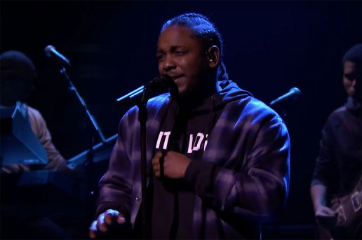 "Kendrick Lamar Premiers ""Untitled 2"" on 'The Tonight Show Starring Jimmy Fallon'"