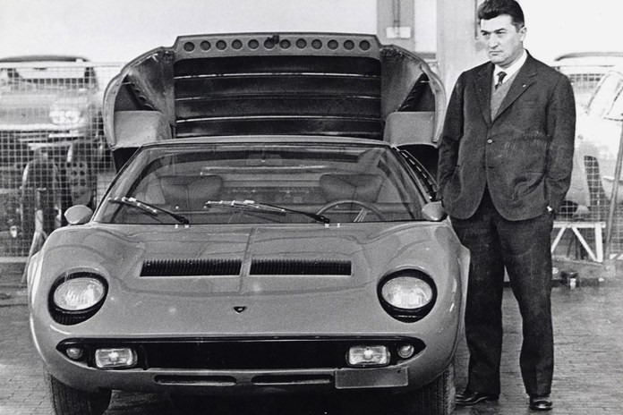 A Ferruccio Lamborghini Biopic Is Currently in the Works