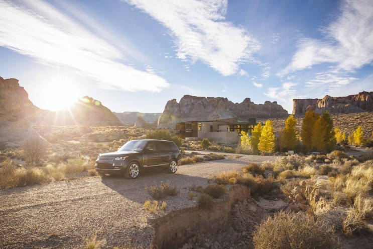 """Land Rover and Abercrombie & Kent Offer """"The Most Luxurious Road Trip on Earth"""""""