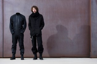 Lawrence Midwood of Y-3 Defines What It Took to Make Space-Ready Apparel