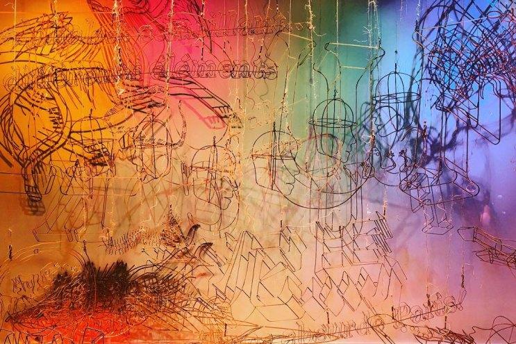 """Le Bon Marché Taps Ai Weiwei for """"Er Xi"""" Installation"""