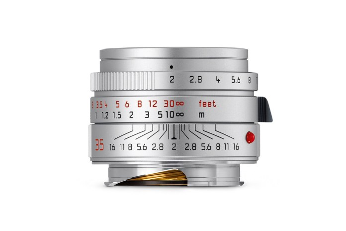 Leica Improves Upon Its Already-Incredible 35mm and 28mm M Lenses