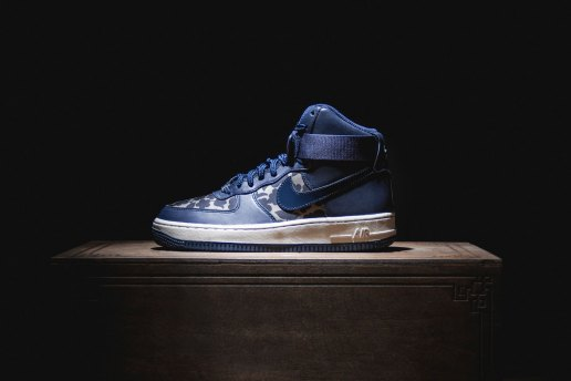 Liberty of London x Nike 2015 Holiday Collection