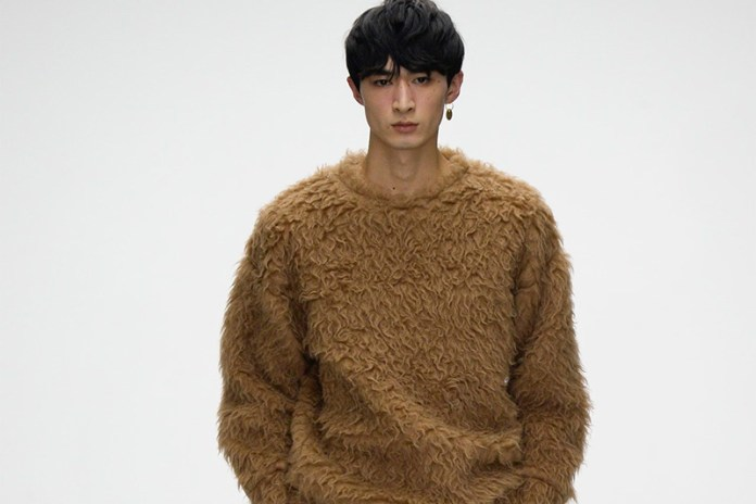 Lou Dalton Plays With Textures for Her 2016 Fall/Winter Collection
